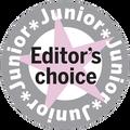 Award Editor's Choice Junior UK 2006
