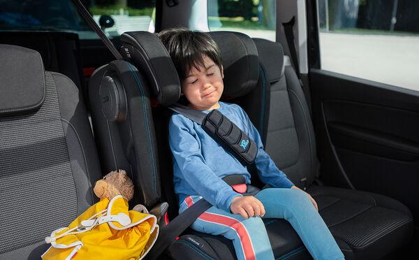 Maximální pohodlí pro všechny pasažéry