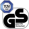 Award GS TÜV DE 2014