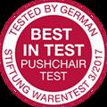 Award Stiftung Warentest DE 2017