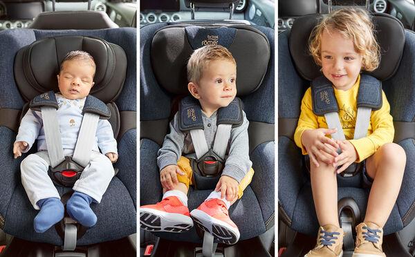 Dlouhotrvající pohodlí pro vás i vaše dítě