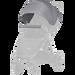 Britax Set střísek – B-AGILE / B-MOTION Steel Grey