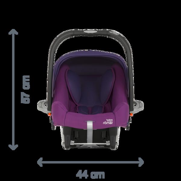 Britax romer baby-safe plus shr ii user manual | page 13 / 272.