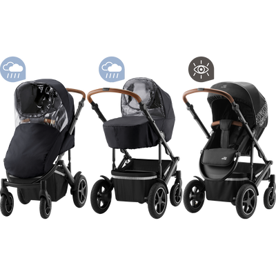 Britax Stay Safe Kit - SMILE III