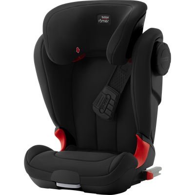 Britax KIDFIX XP SICT - Black Series Cosmos Black